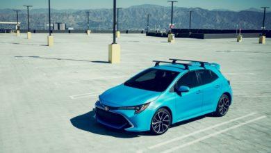 Photo of Bemutatkozott az új amerikai Toyota Corolla