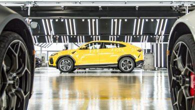 Photo of Így készül el egy Lamborghini fényezése