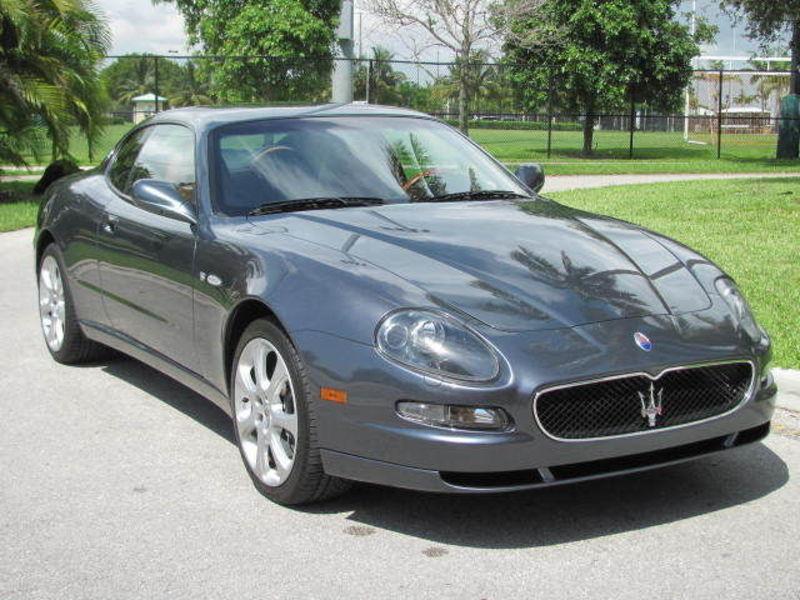 Photo of Maserati Coupe Cambiocorsa