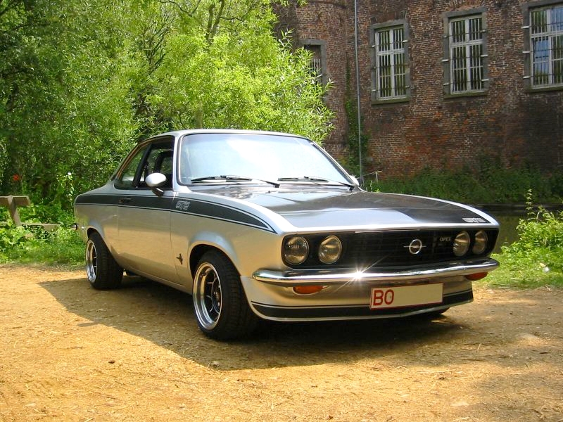 Photo of Retro vasárnap – Opel Manta