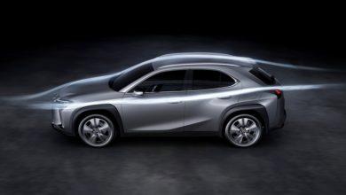 Photo of Úttörő aerodinamikai megoldásokkal érkezik a Lexus UX