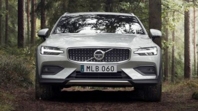 Photo of Volvo V60 Cross Country – családi terepkombi