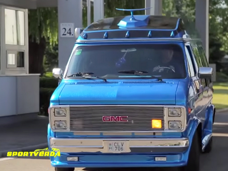 Photo of GMC Vandura