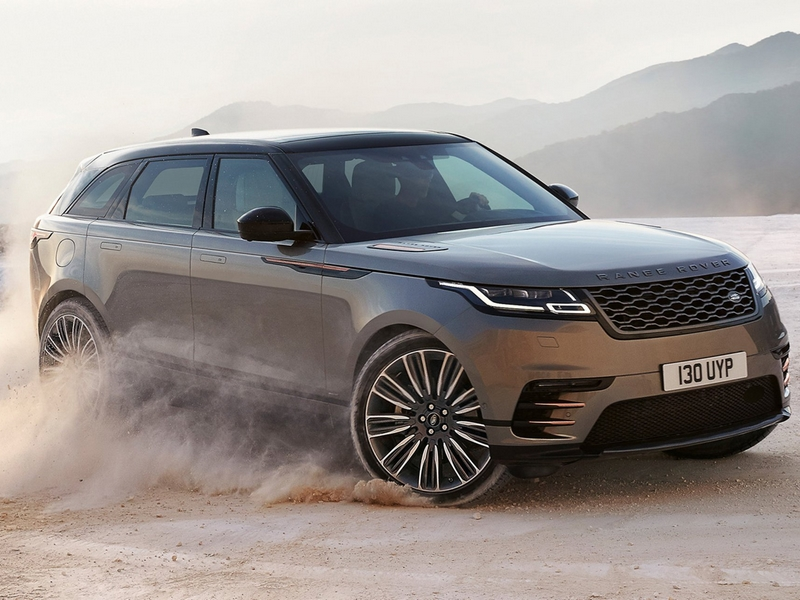 Photo of Range Rover Velar