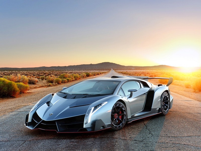 Photo of Lamborghini Veneno – talján álomvas