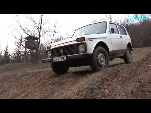 Photo of Lada Niva off-road