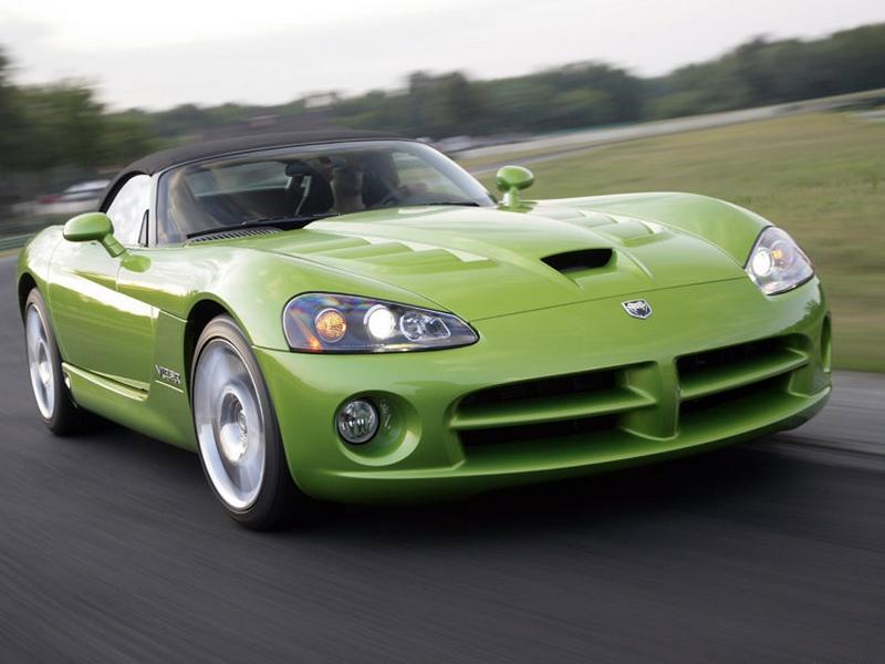 Photo of Dodge Viper SRT10