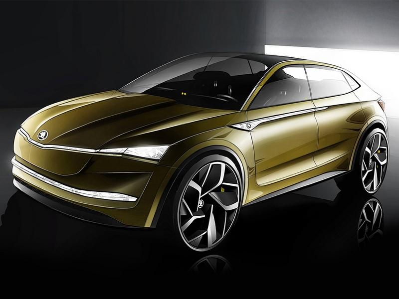Photo of Elektromos jövő – Skoda Vision E