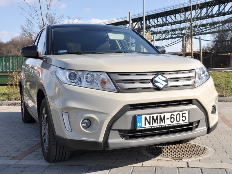 Photo of Suzuki Vitara 1.6 GL+ teszt – a mi SUV-unk