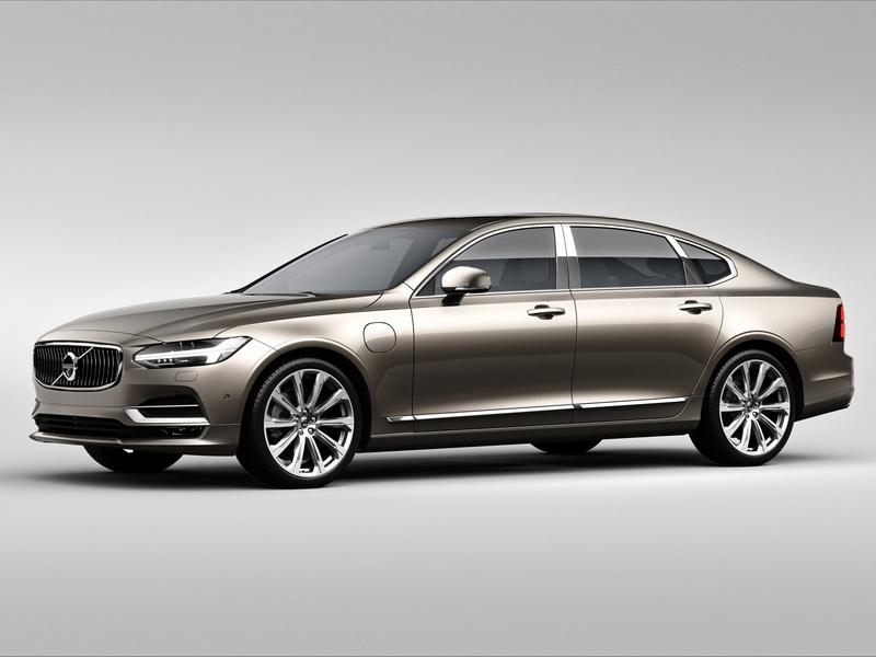Photo of A luxus új szintje – Volvo S90