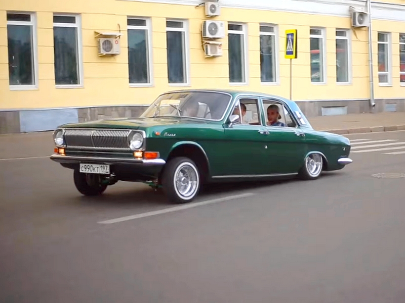 Photo of Lowrider Volga