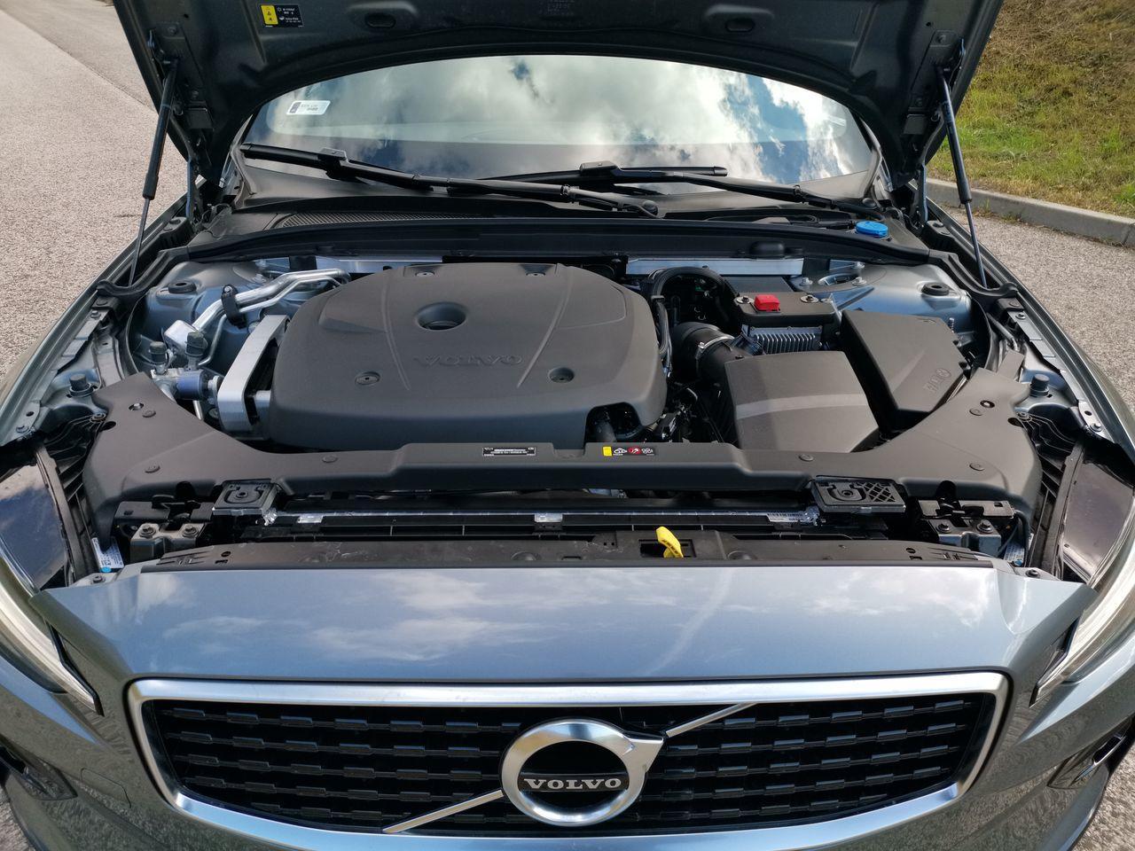 Volvo S60 T5 motor