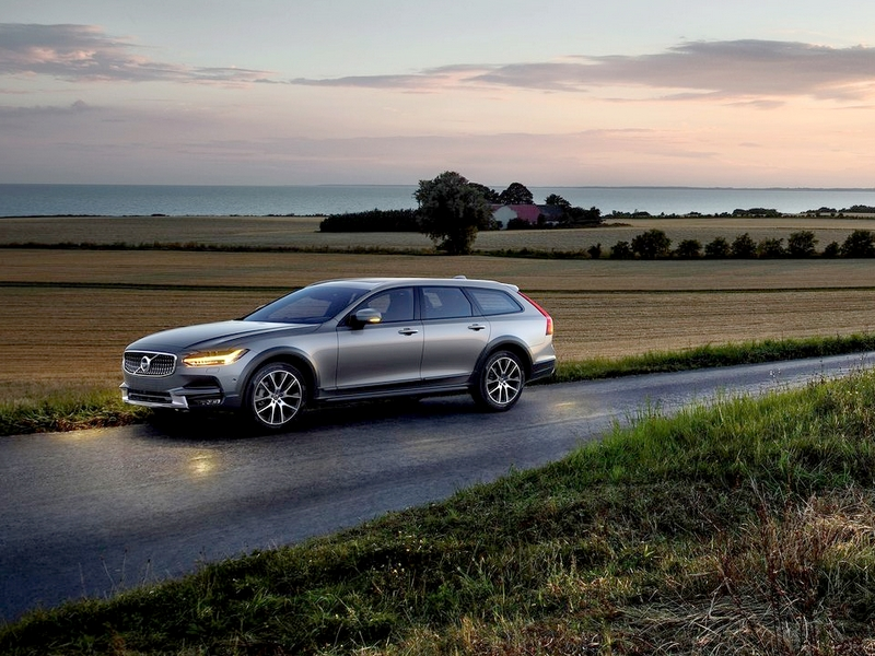 Photo of Bemutatkozott a Volvo V90 Cross Country
