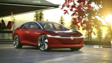 Photo of I.D. VIZZION – futurisztikus tanulmány a VW-től