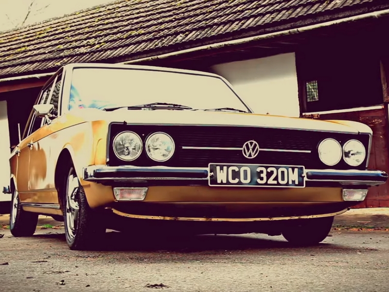 Photo of Volkswagen K70
