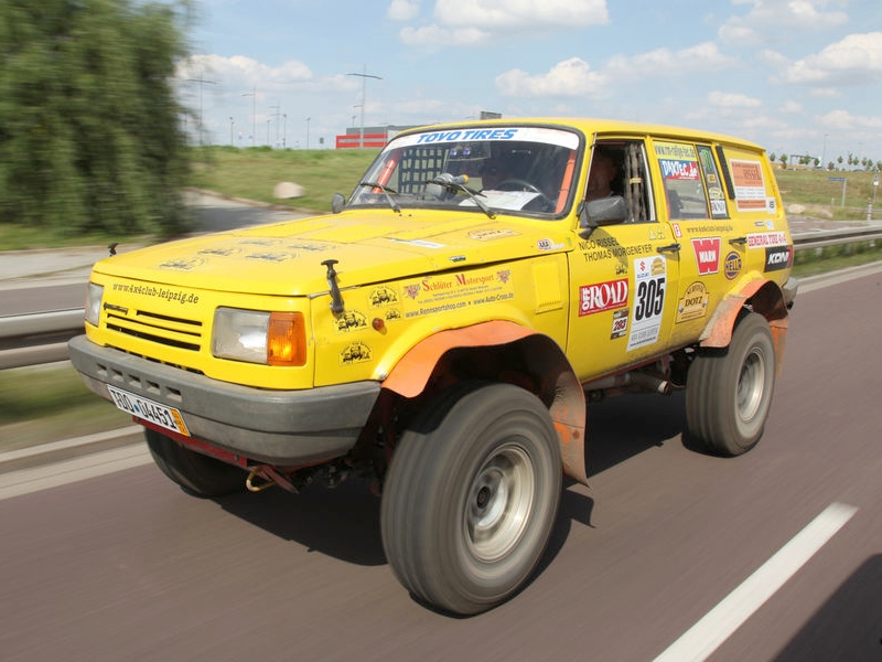 Photo of Off-Road Wartburg