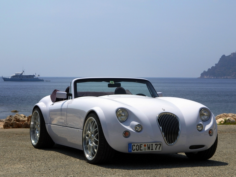 Photo of Wiesmann MF3 Roadster