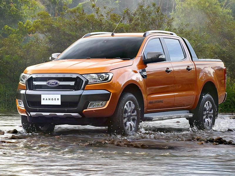 Photo of Ford Ranger Wildtrak (2016)
