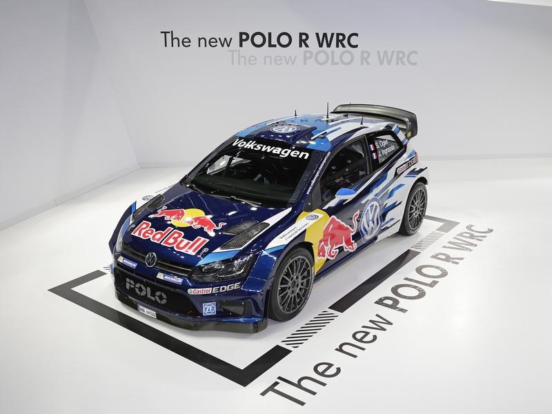 Photo of FIA Rali-világbajnokság – bemutatkozott a Polo R WRC második nemzedéke