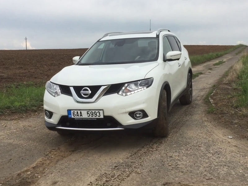 Photo of Autósmozi: Nissan X-Trail