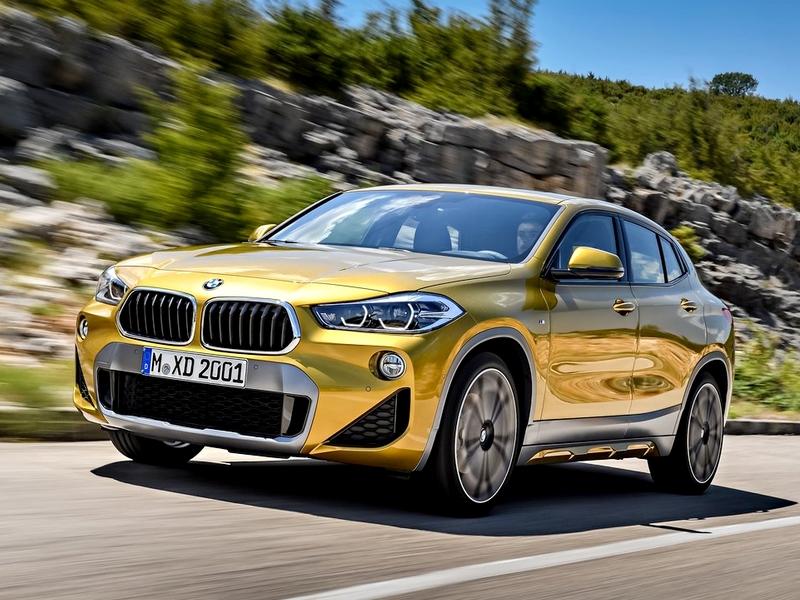 Photo of Bemutatkozott a BMW X2