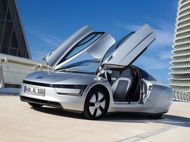 Photo of Kisétvágyú jövőautó – Volkswagen XL1