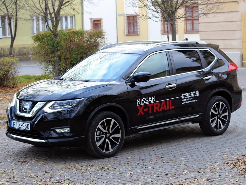 Photo of Nissan X-Trail 2.0 dCi teszt – családi dízelmozdony