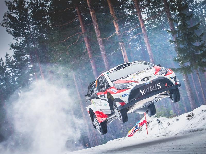 Photo of Toyota Yaris WRC – erős kezdés