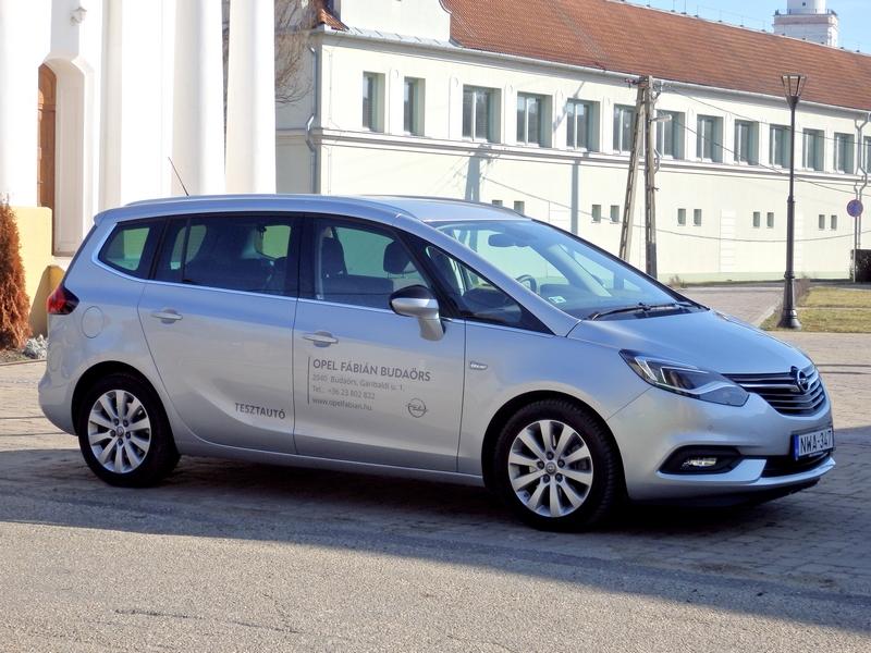 Photo of Opel Zafira Tourer teszt – hetes fogat