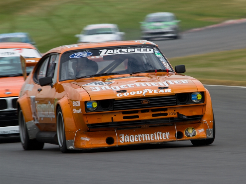 Photo of Ford Capri V8 Zakspeed